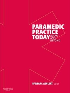 Paramedic Practice Today Cover